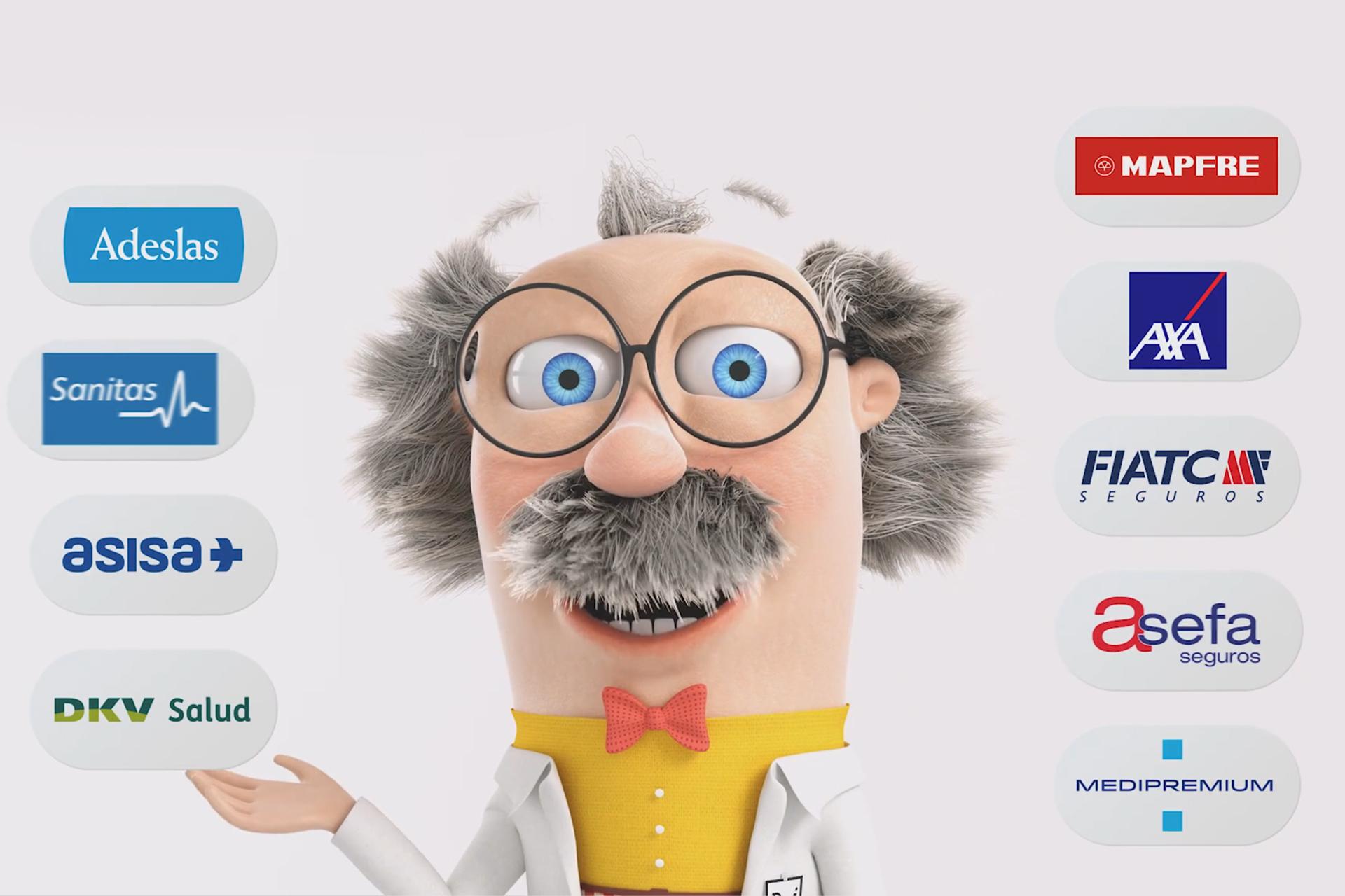 Boehringer Ingelheim. Campaña Contigo en tu farmacia.
